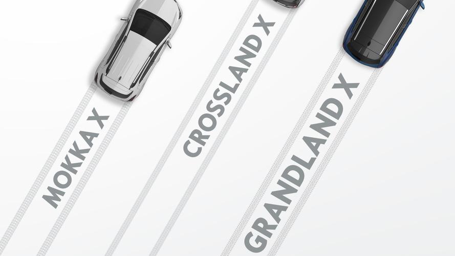 Grandland X is Opel's way to say VW Tiguan