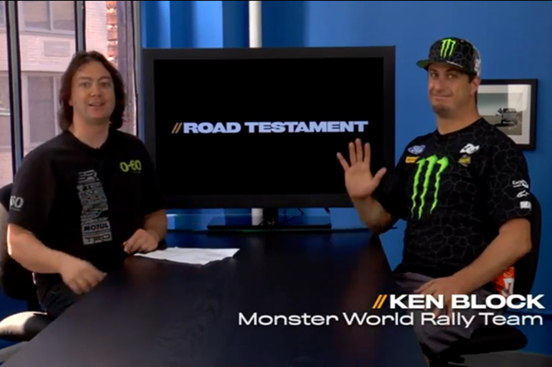 Ken Block Talks Gymkhana Secrets