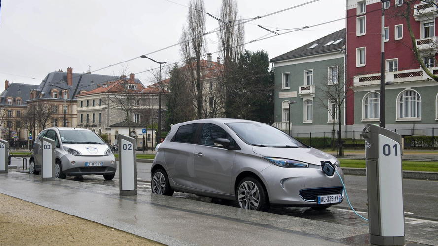 Letarolja Európát az elektromos-meghajtású Renault ZOE