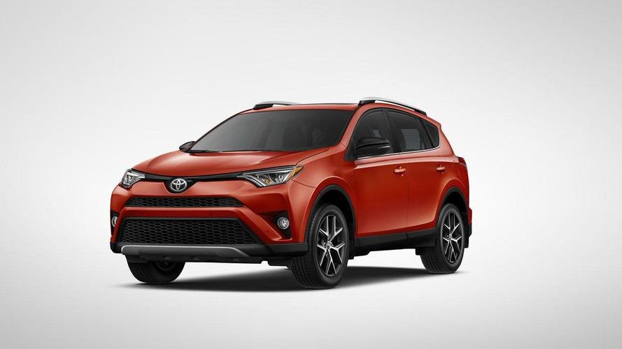 2016 Toyota RAV4 facelift unveiled in New York