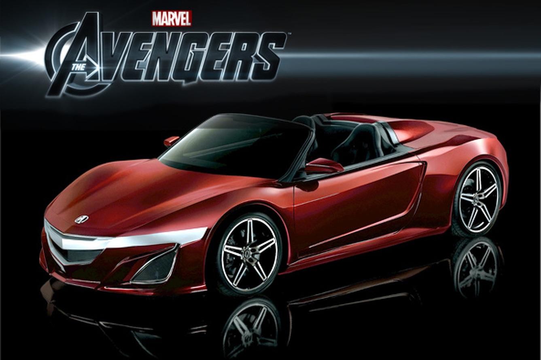The List: Superhero Wheels