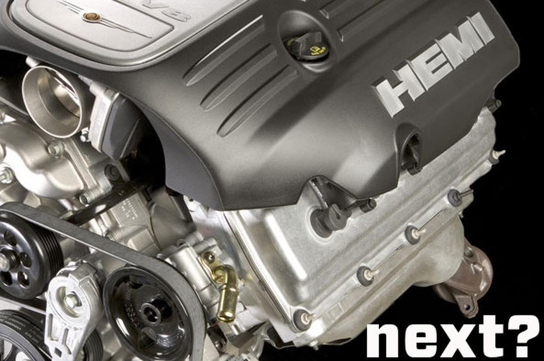 New Hemi V8, 600+ Horsepower on Its Way