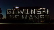 Ford celebrates GT class win at Le Mans