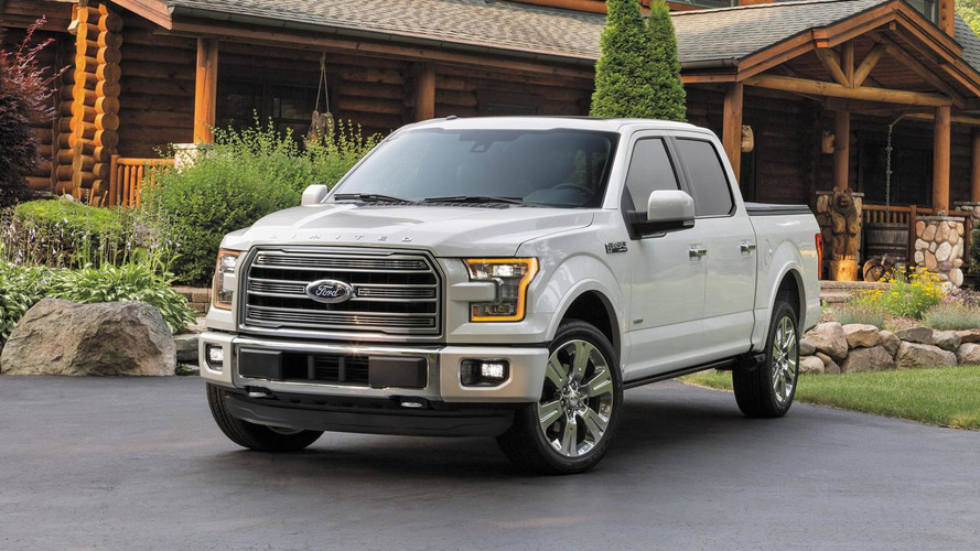 2016 Ford F-150 to become the model vehicle to feature Micromill aluminum