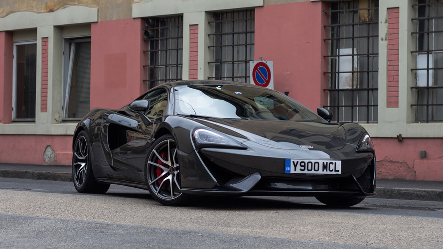 First Drive: 2016 McLaren 570S