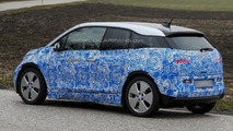 2014 BMW i3 with range-extending engine spy photo 10.04.2013
