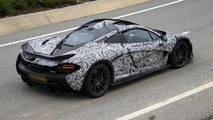 2014 McLaren P1 spy photo 29.11.2012 / Automedia
