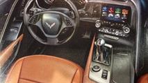 2014 Chevrolet Corvette leaked photo