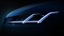 2015 Audi TT official design sketch