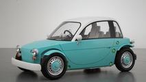 Toyota reveals Camatte concept car that kids can drive [video]