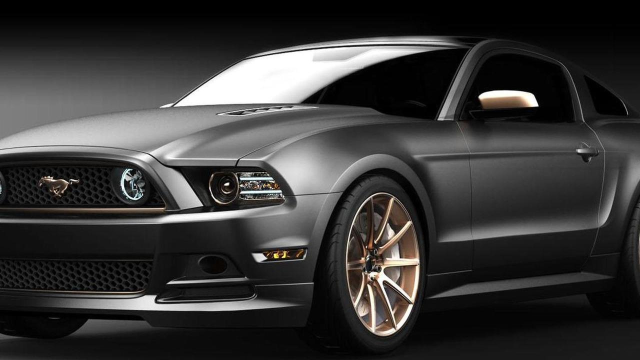 Ford Mustang High Gear concept 24.5.2012