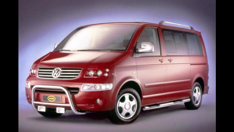 Cobra tunt den VW-Bus: Nutzen muss nicht hässlich sein