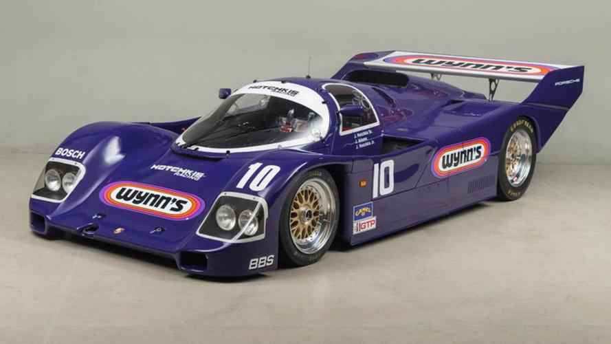 Restore edilmiş bu Porsche 962 ucuz sayılmaz