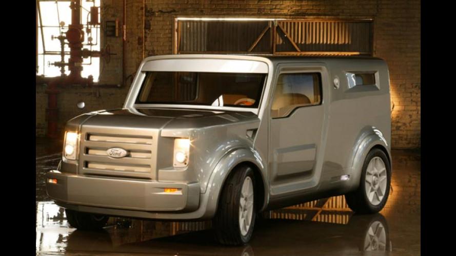 Ford Syn-Us: Kleiner Fiesta als Wagenburg