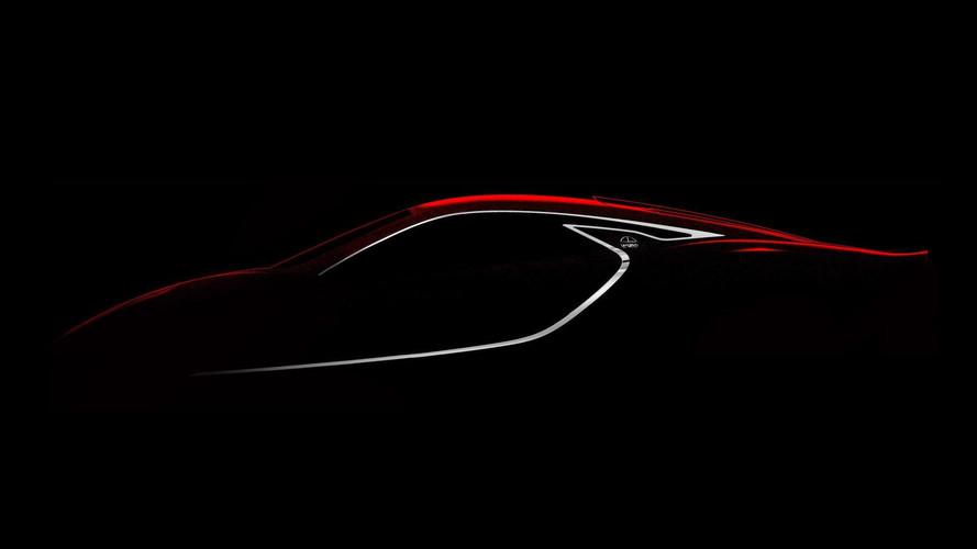 ATS Automobili Teases New GT Supercar For Salon Privé Debut