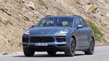 Porsche Cayenne casus fotoğraflar