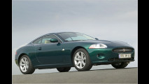 Jaguar XKR-S mit 416 PS