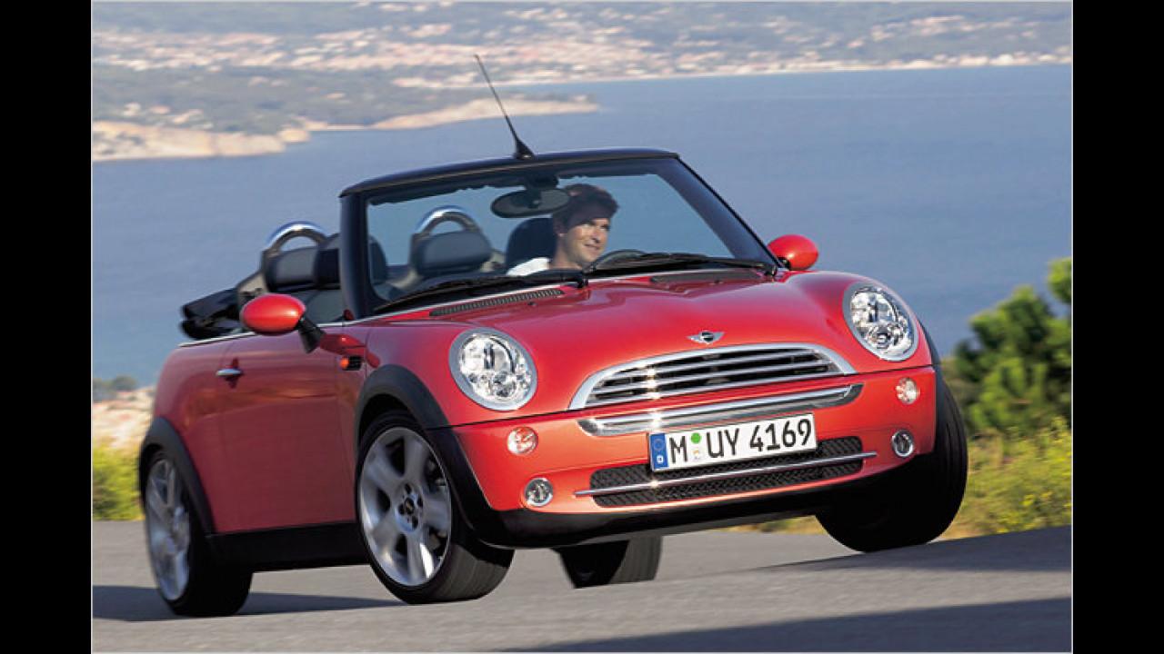 Mini One Cabriolet