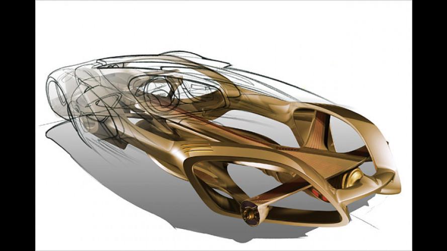 Audis toller Rahmen: Dynamic Space Frame stemmt Zukunft