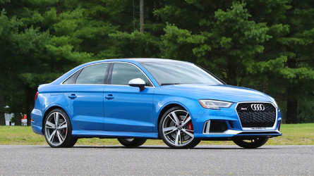 2018 Audi RS3 First Drive: As Potent As Performance Compacts Get