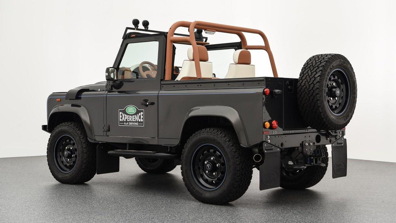 Land Rover Defender For Sale Usa >> Land Rover Defender by Startech | Motor1.com Photos