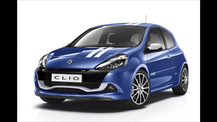 Renault Clio Gordini R.S.: Schnell gestreift