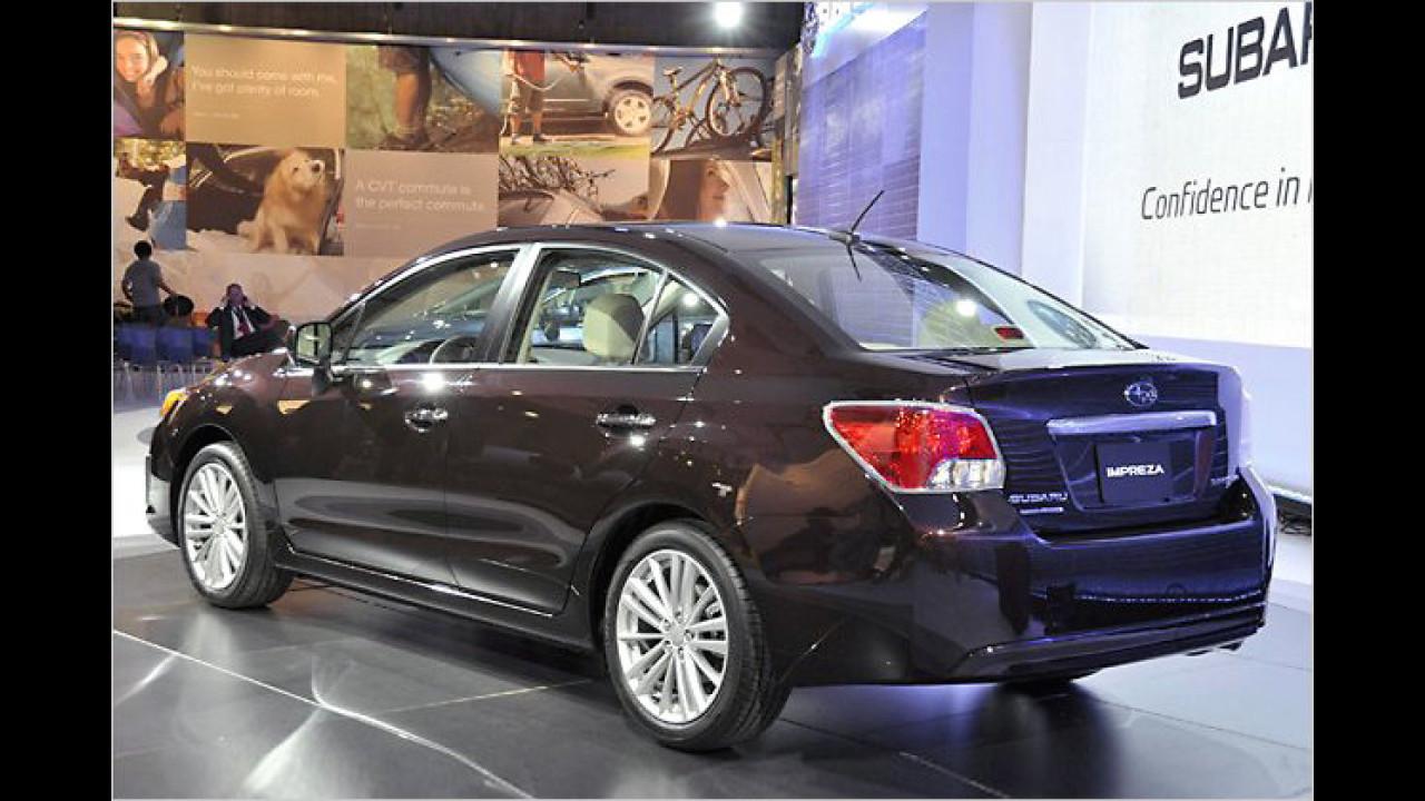 Subaru Impreza Stufenheck