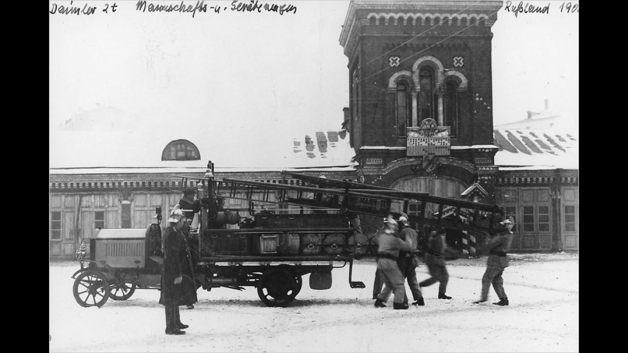 Daimler Mannschafts- und Gerätewagen (1908)