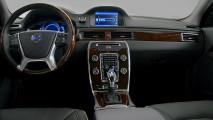 Volvo V70 restyling