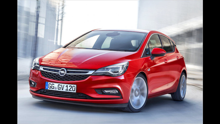 And the winner is ... Opel Astra