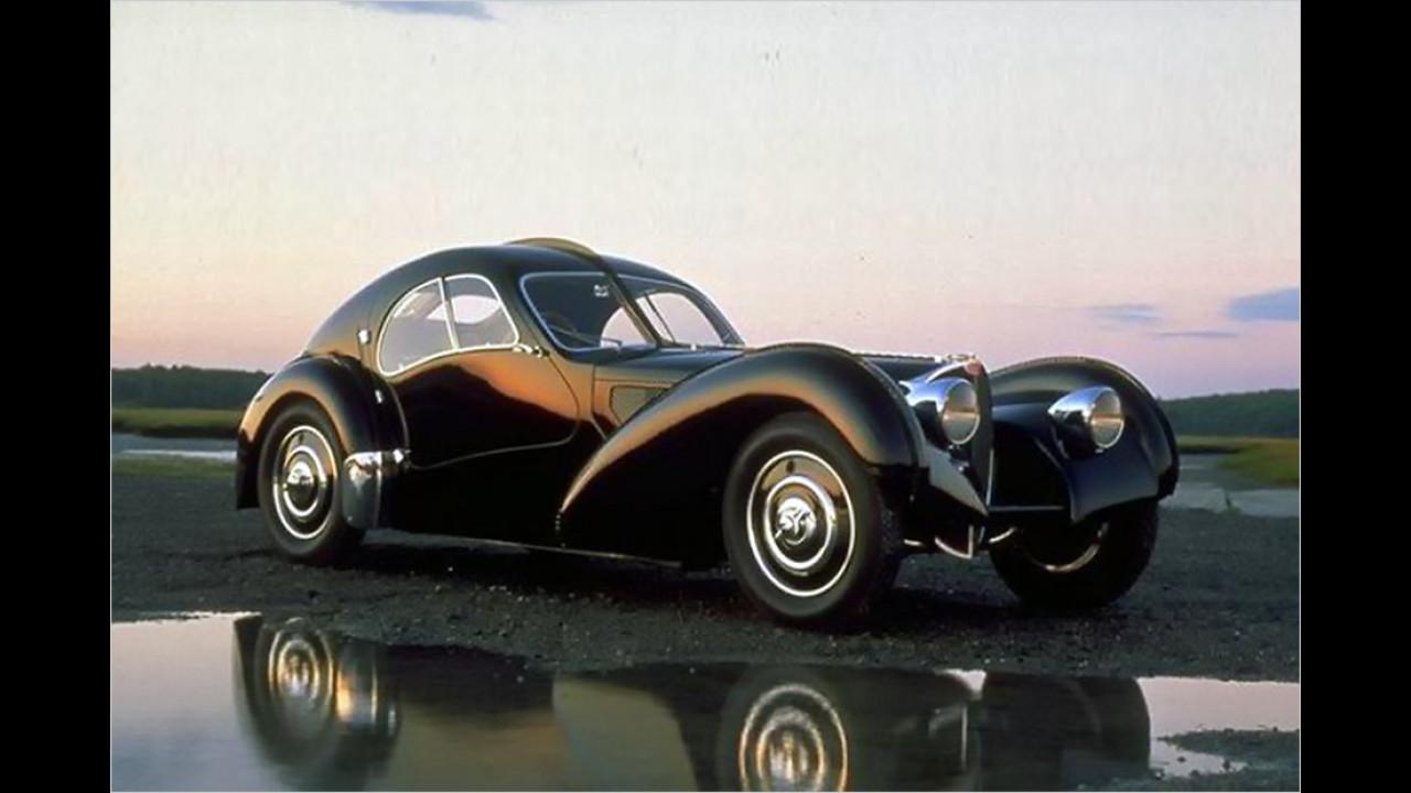 Bugatti 57C Atlantic