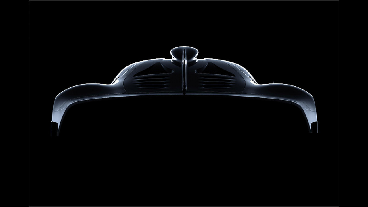 AMG heute: Mercedes-AMG Project One
