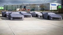 Livraison Aston Martin Vulcan