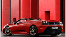 Ferrari 430 Scuderia Spider Artists Rendering