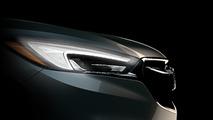 2018 Buick Enclave teaser