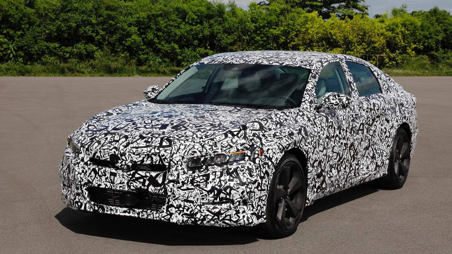 2018 Honda Accord Goes Turbo, Keeps Manual Transmission
