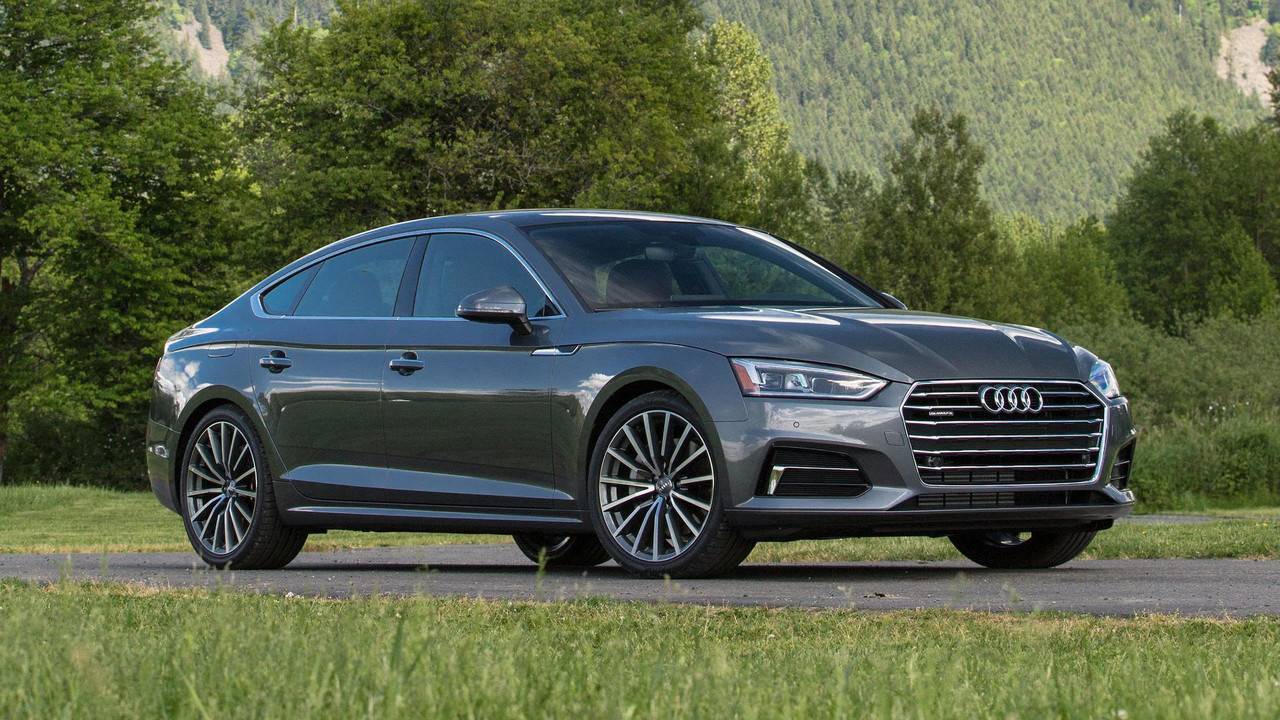 2018 Audi A5 And S5 Sportback First Drive Hatchbacks Are Sexy Again