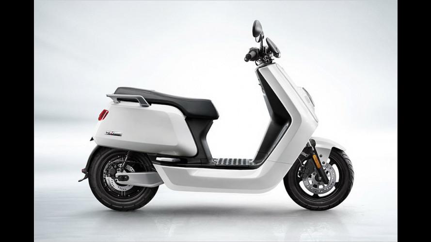 Chinesischer Hersteller NIU bringt eScooter nach Deutschland