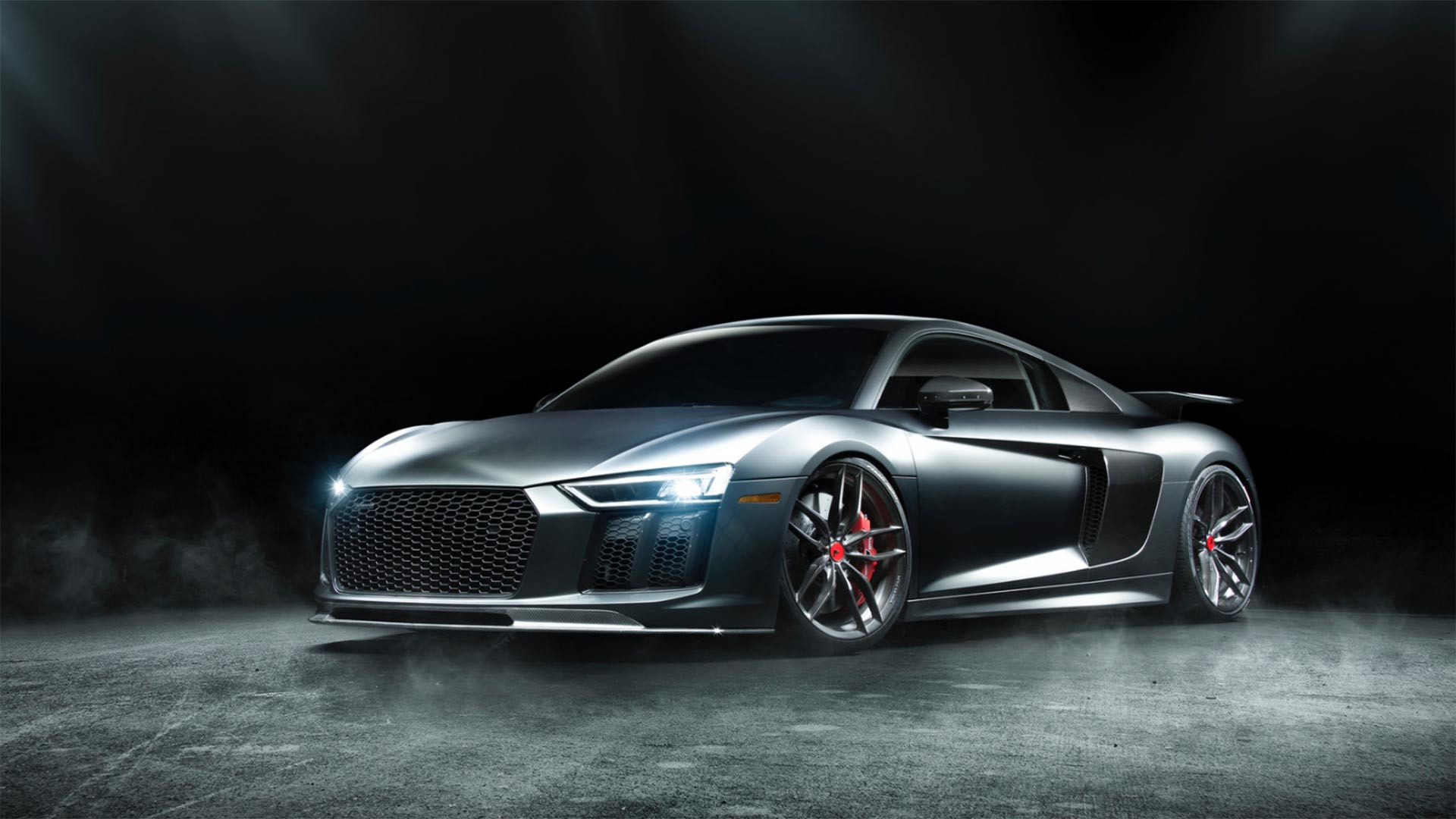 Audi R8 body kit by Vorsteiner keeps your supercar looking ...