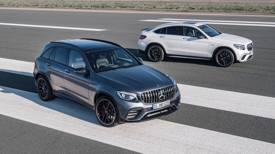Mercedes-AMG GLC 63 – 510 chevaux de plaisir !