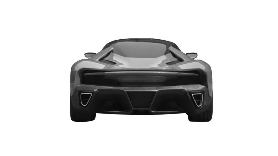 Unknown Ferrari