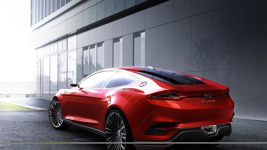 Ford Evos Concept revealed [videos]