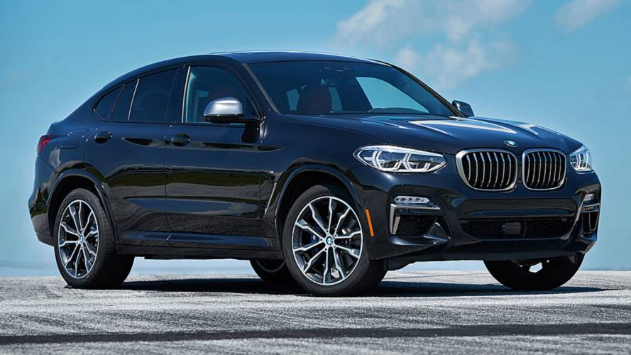 2019 bmw x4 first drive better style more substance. Black Bedroom Furniture Sets. Home Design Ideas
