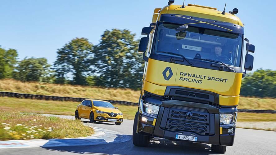 Descubre el Renault T High R.S. Racing Edition, un camión con 520 CV