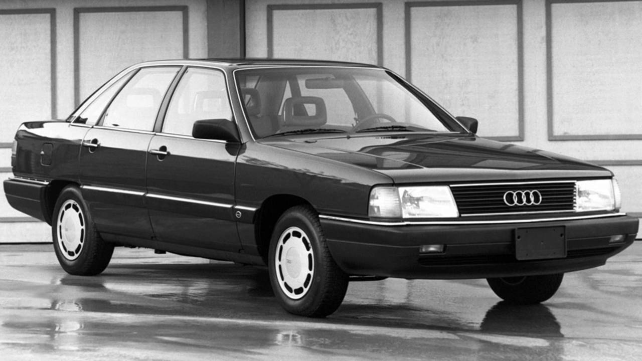 7. Audi Unintended Acceleration