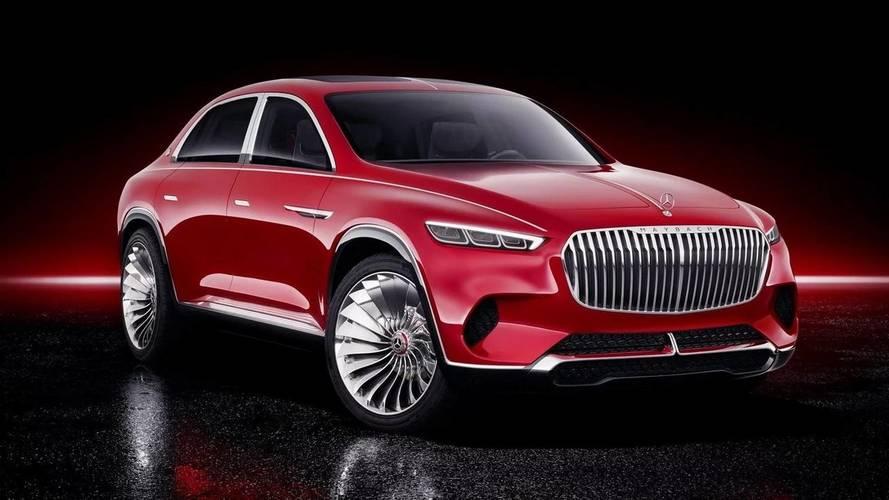 Vision Mercedes-Maybach Ultimate Luxury ortaya çıktı