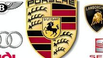 With control of VW, Porsche would also oversee Audi, Bugatti, Lamborghini, Skoda, Seat, and Bentley