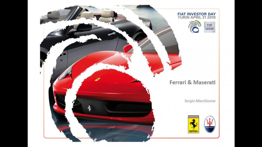 Fiat Group: 51 novità in 5 anni