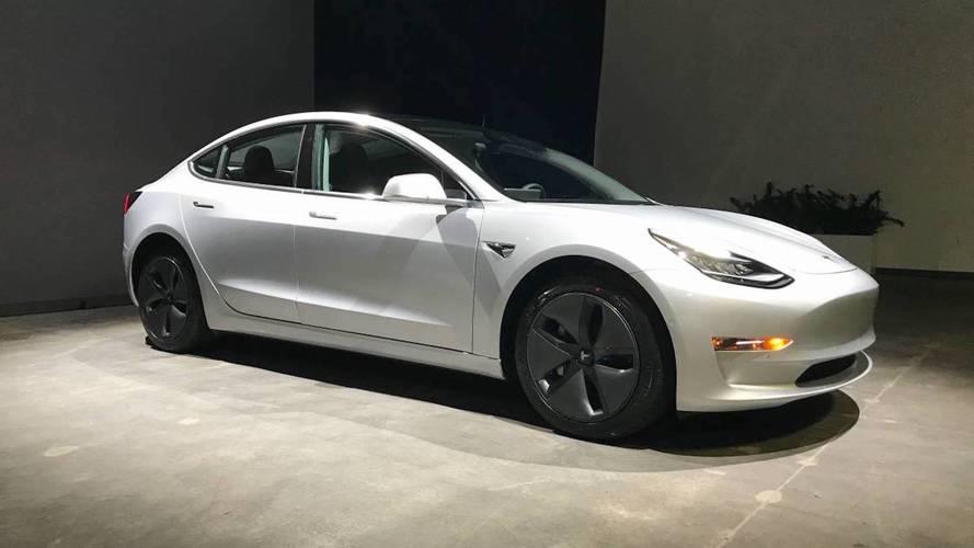 Used Tesla Model 3 Posted On Craigslist For $150,000