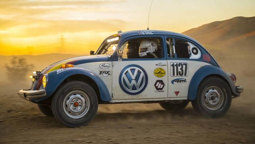 1970 VW Beetle Baja 1000